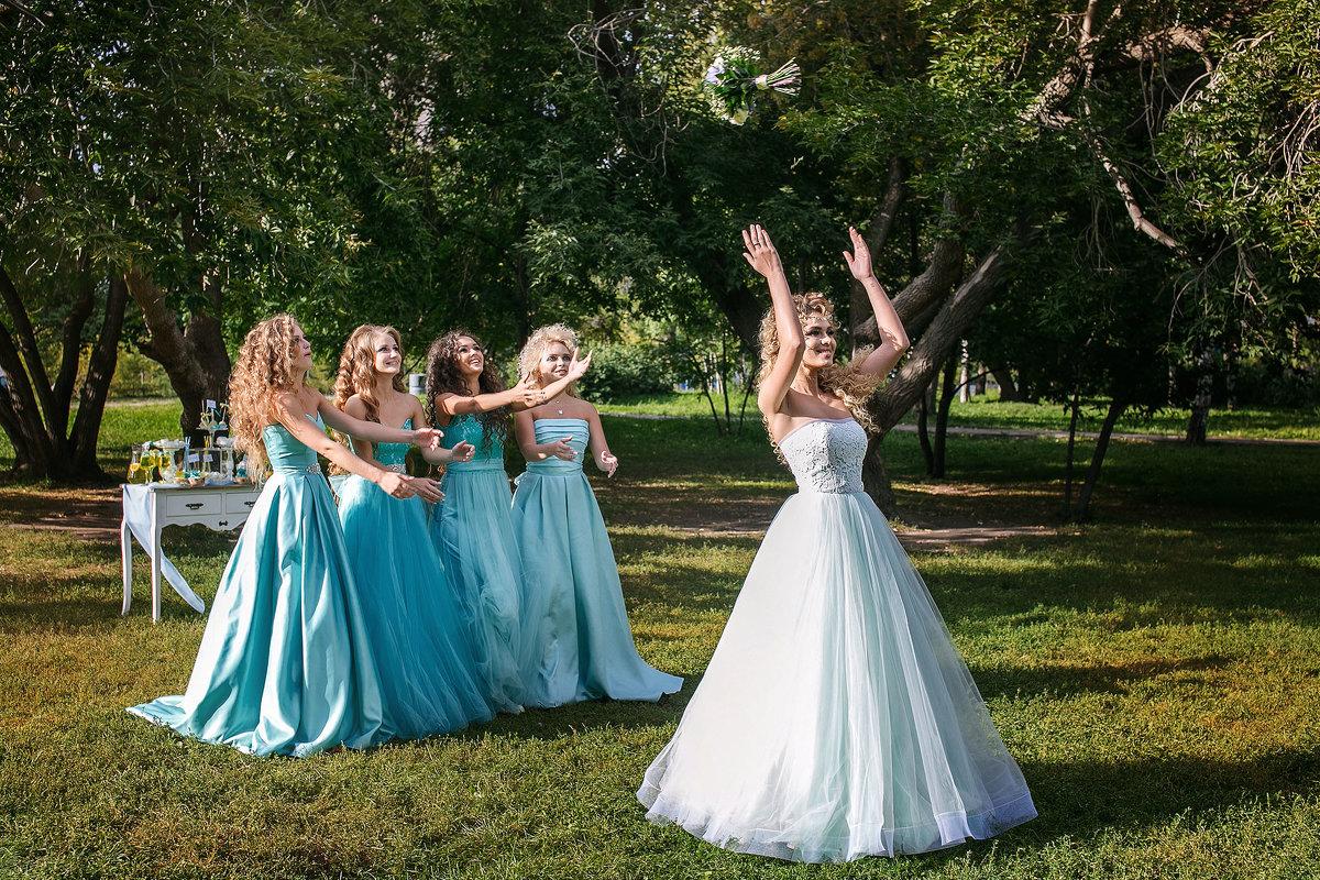 Лесные нимфы тоже хотят замуж - Ульяна Смирнова