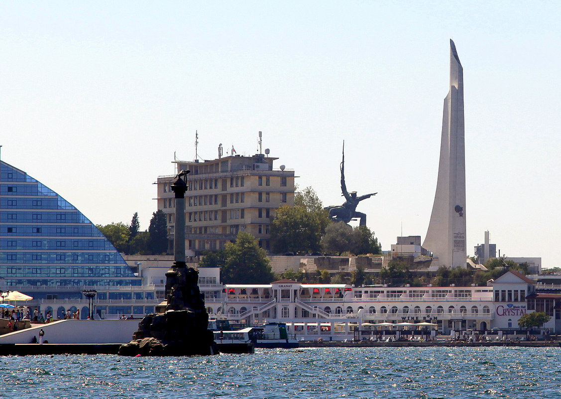 Легендарный Севастополь - Ирина Фирсова