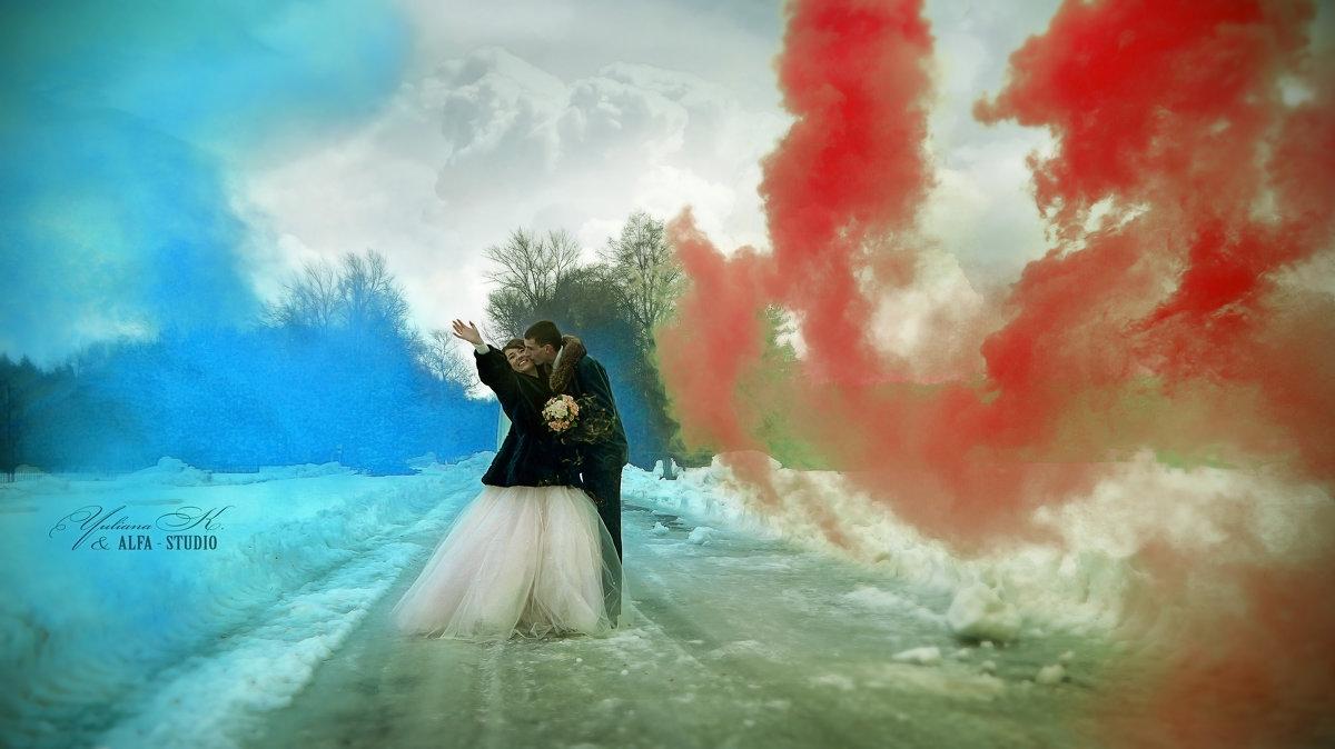 Дым - Юлиана Филипцева