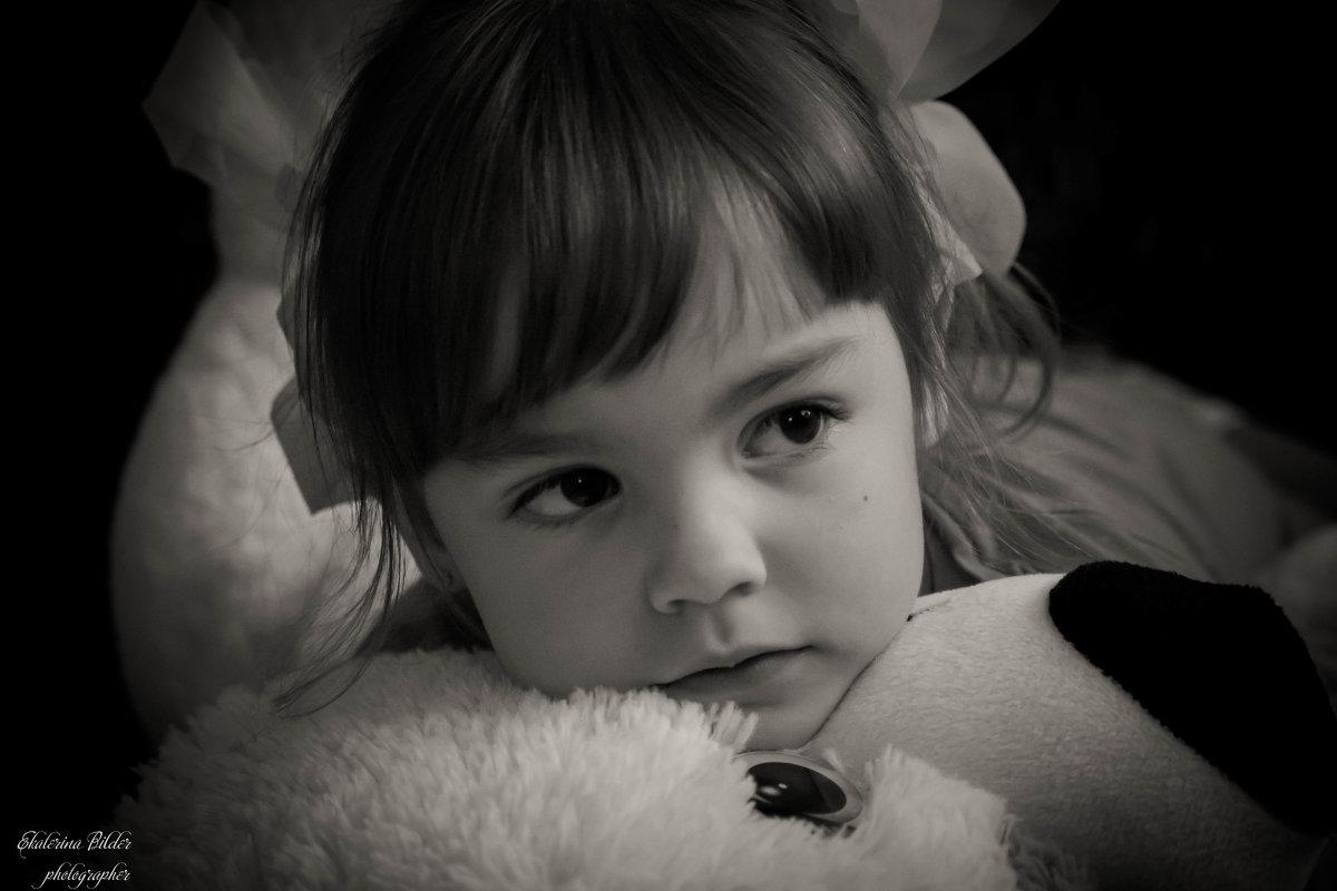 Когда-то все фотографии были черно-белыми. Вот и я решила сделать серию черно-белых фото - Екатерина Бильдер