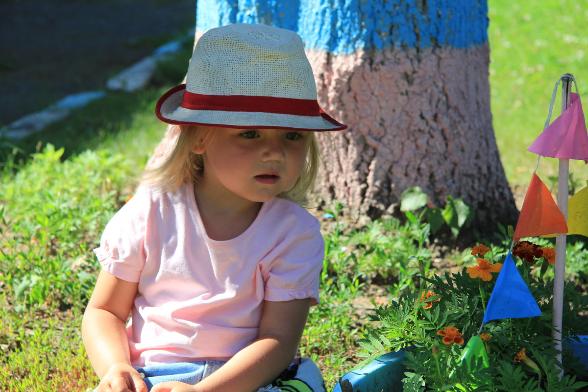 Малышка Лиза - Ольга