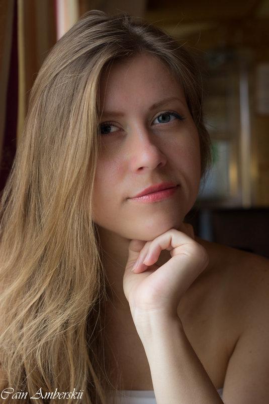 Анастасия - Cain Amberskii