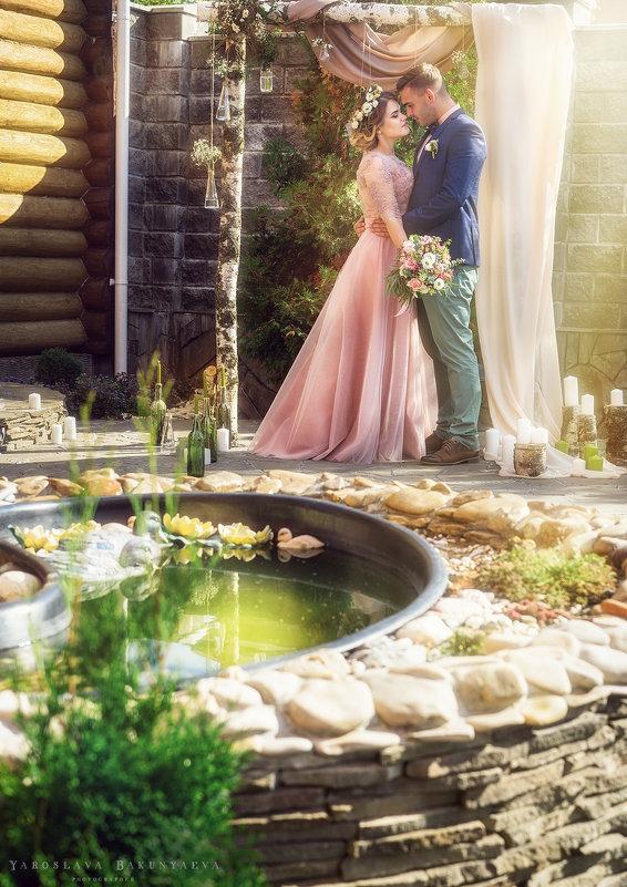 Свадьба Валентины и Ильи - Ярослава Бакуняева
