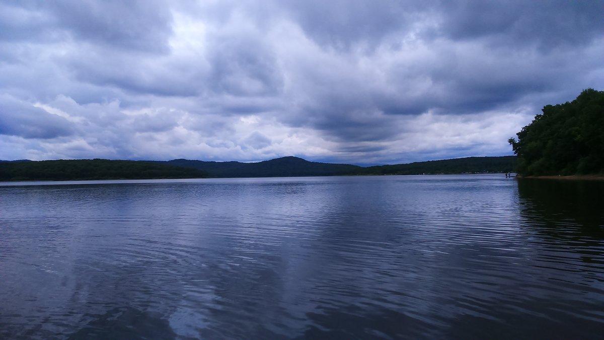 Вечером на озере. - Татьяна ❁