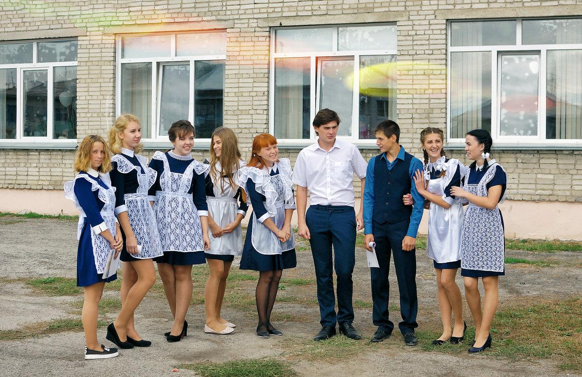 Школьные годы чудесные - Дмитрий Конев