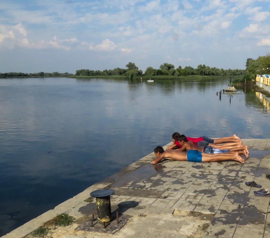 Чтобы лето не кончалось - Сергей Рубан