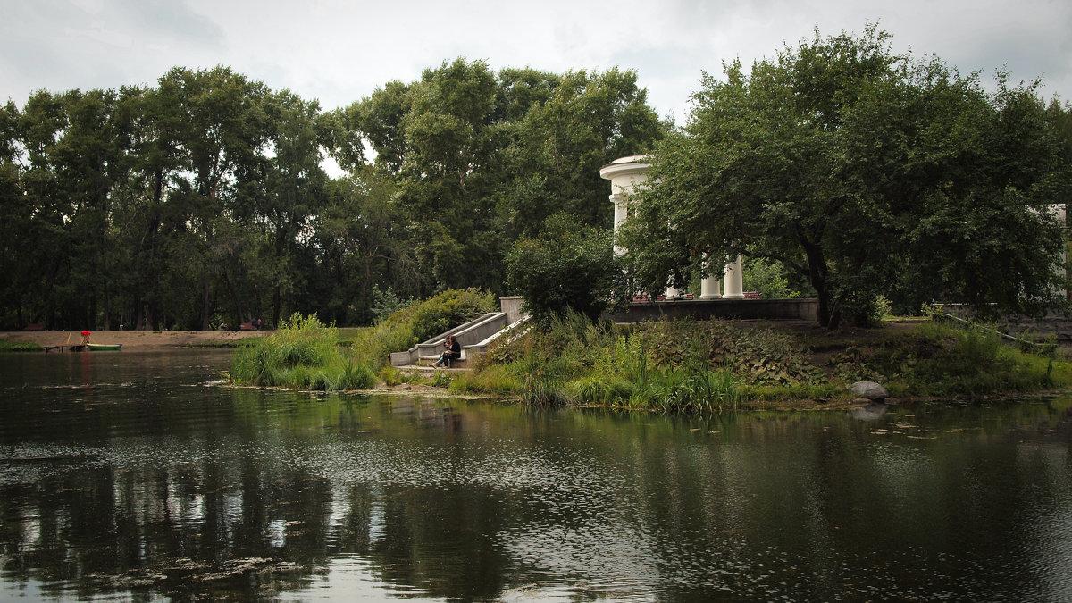 Харитоновский Сад - Марат Шарипов