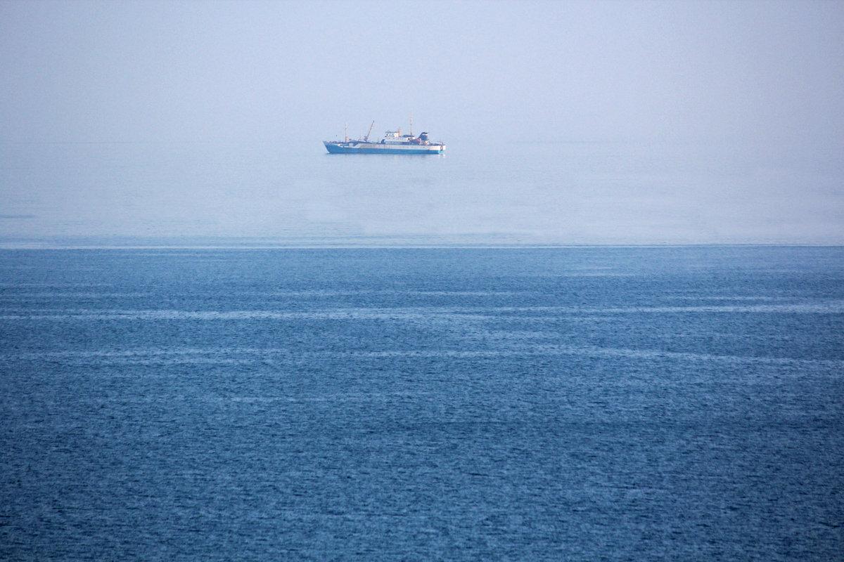 море..... небо.... - Наталья Булдакова