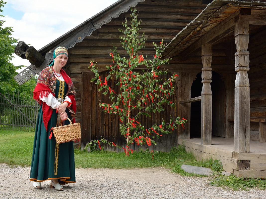 Троицын день в Витославлицах 10 - Константин Жирнов