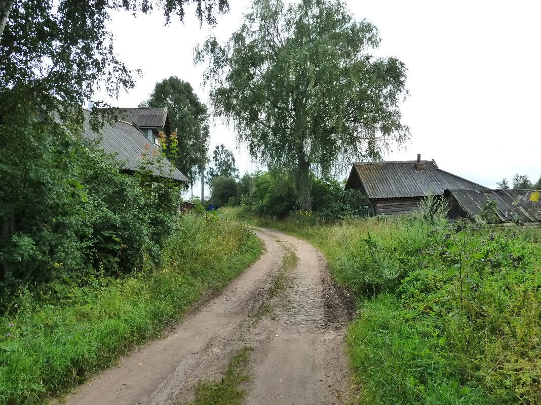 деревня - Надя Попова