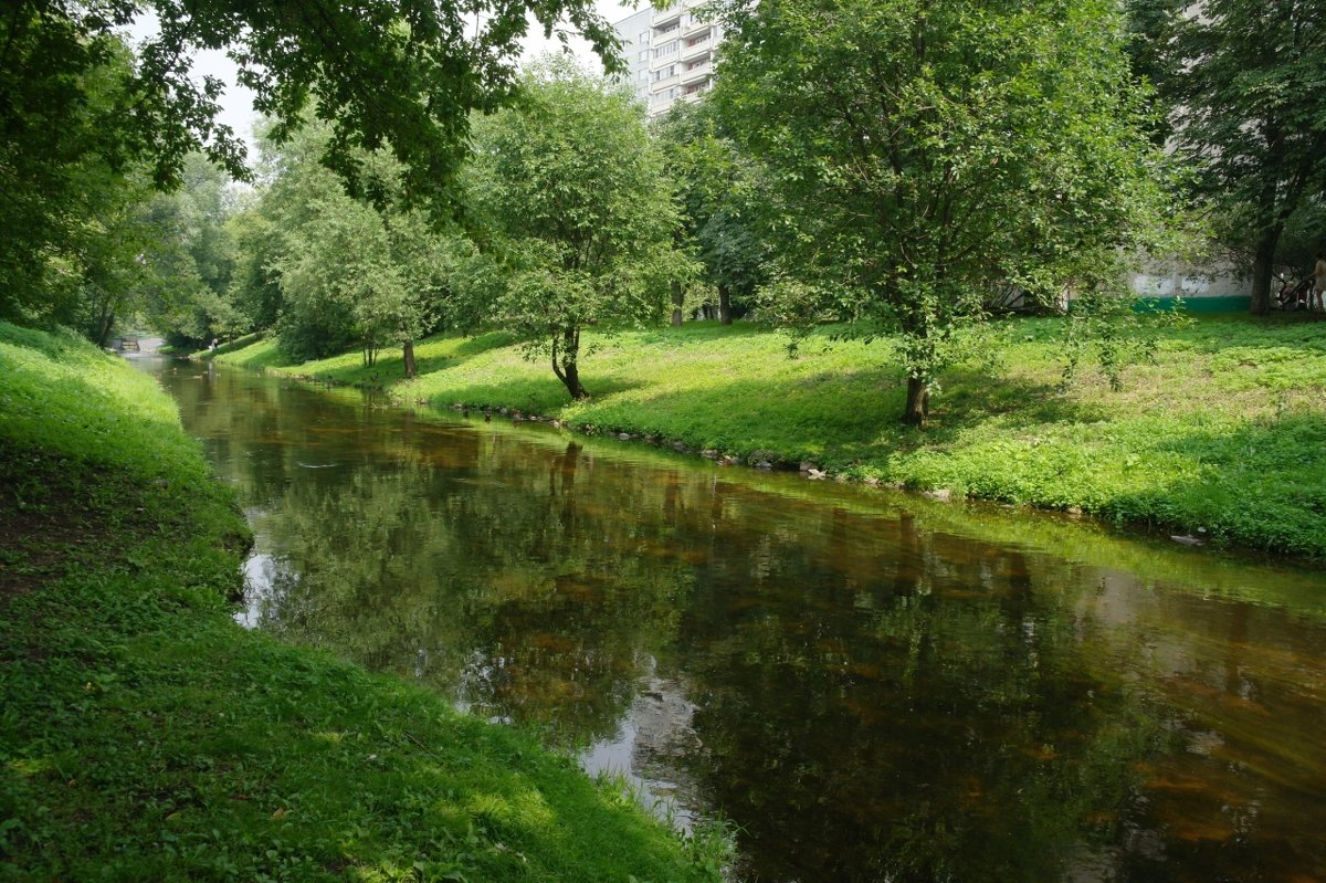 московский пейзаж - megaden774