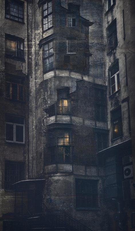 Питер арт 5 - Evgeny Kornienko