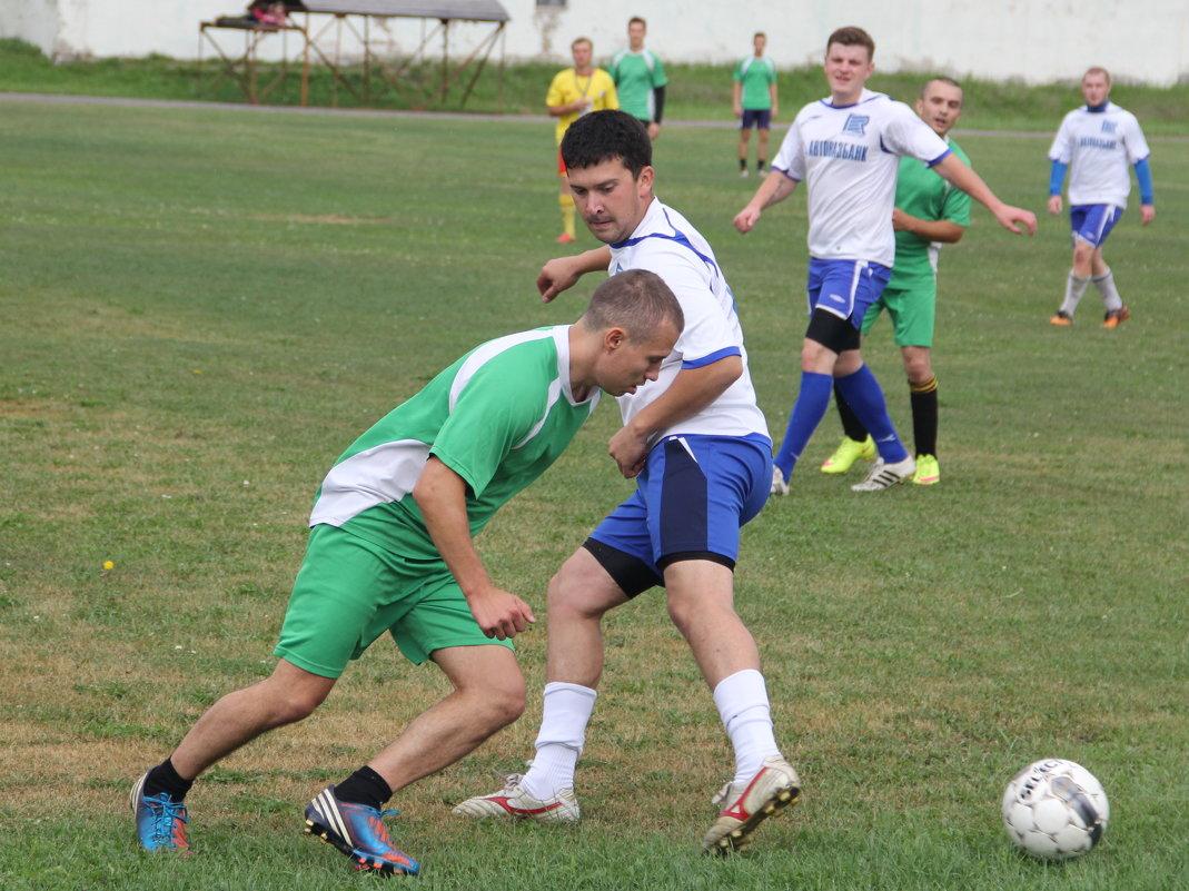 Футбол... - Александр Широнин