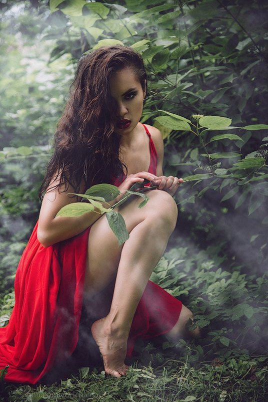 passion in red - Юлиана Коршунова