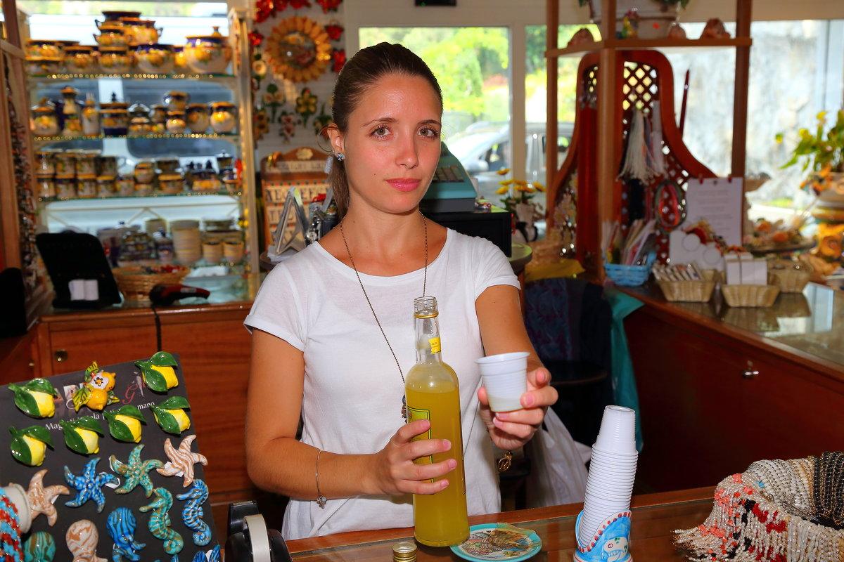 попробуйте лимончелло - ALEX KHAZAN
