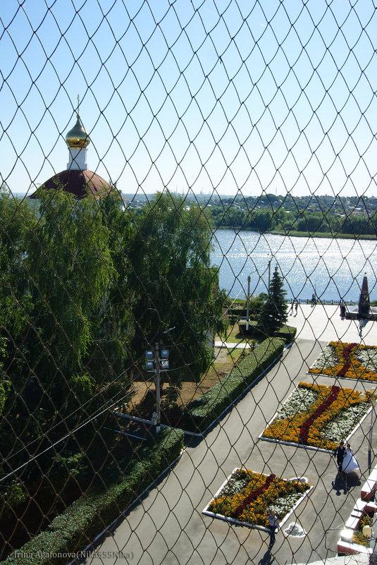 С высоты Спасской башни - nika555nika Ирина