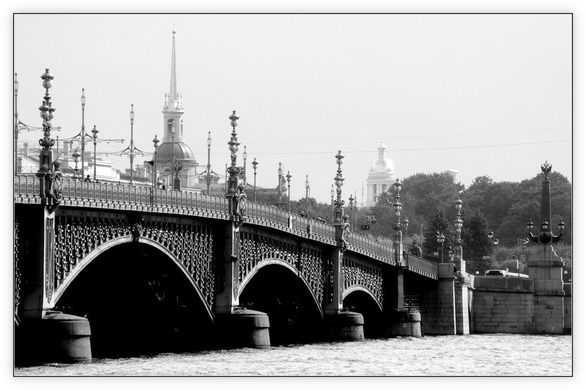 Троицкий мост.. - tipchik