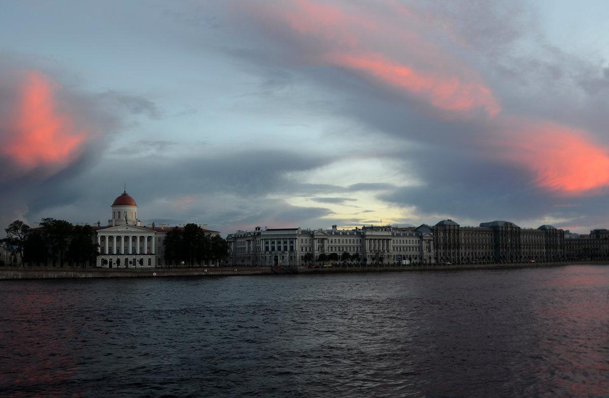 Сегодняшний закат - Наталья Левина
