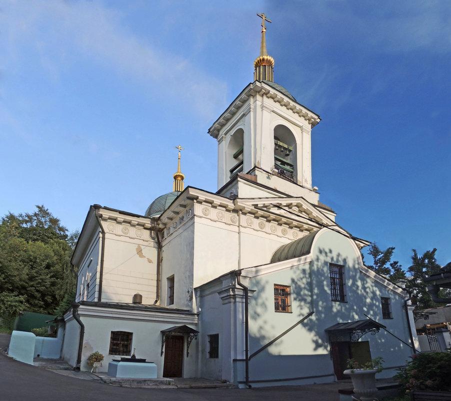 Москва. Церковь Николая Чудотворца в Котельниках - Александр Качалин
