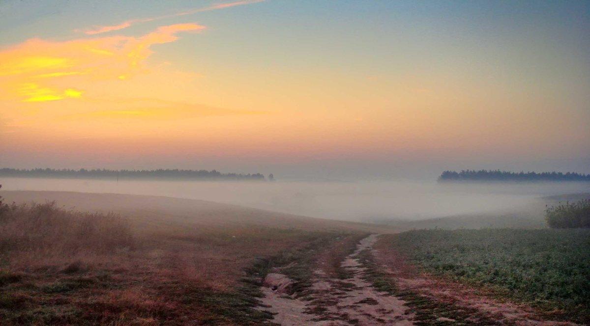 утренний туман - юрий иванов