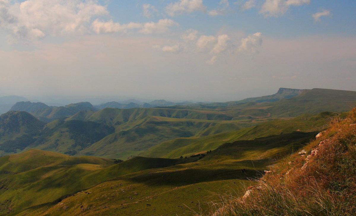 Горы туманные, горы далёкие... - Vladimir 070549