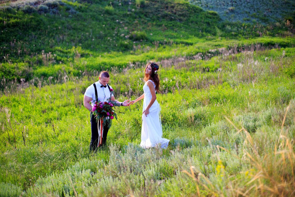 Свадебная прогулка - Ксения
