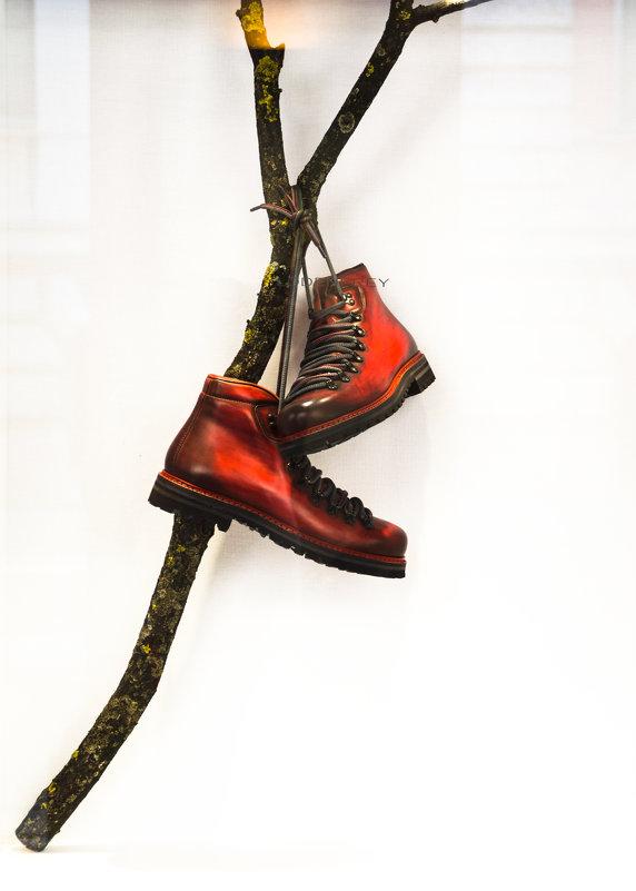 Модные ботинки - Eugen Pracht