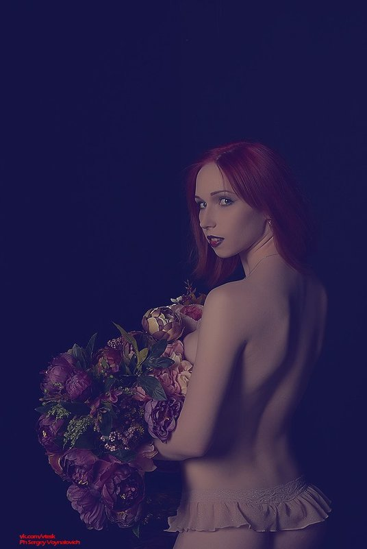 Girl&Flover - Таша Хофман