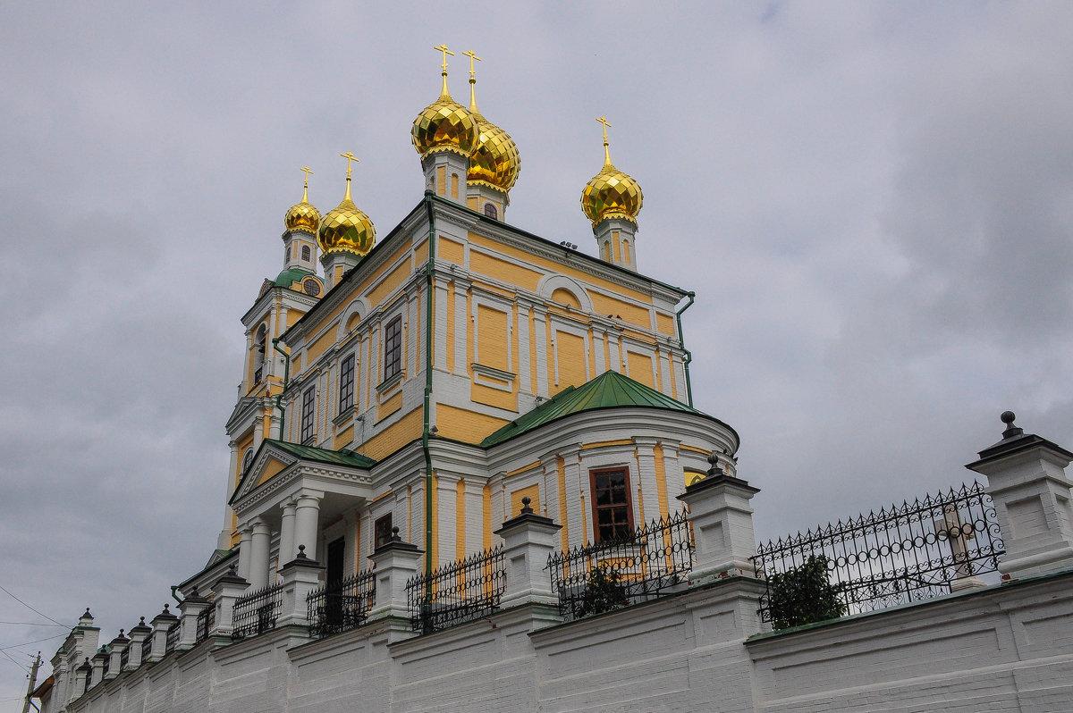 Церковь в Плесе - Сергей Тагиров