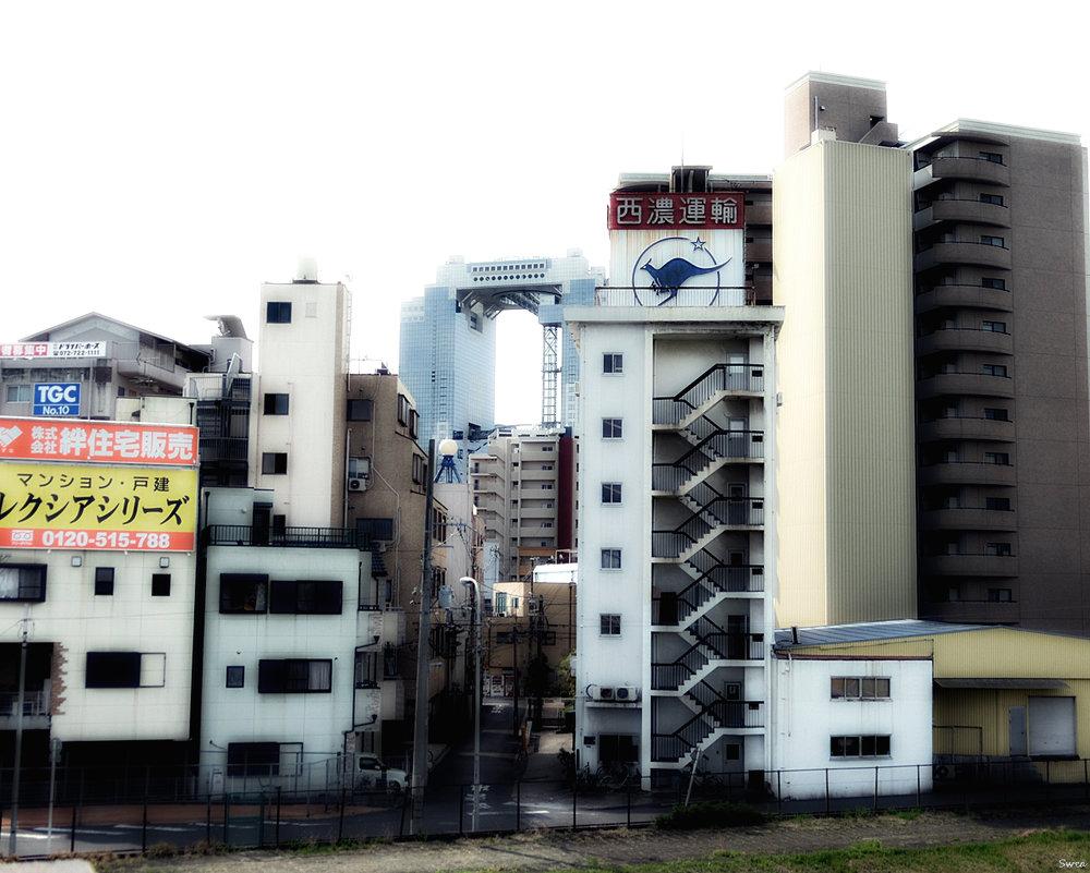 Осака Япония - Swetlana V