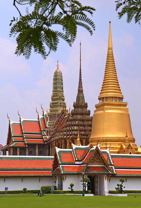 Очарование тайской архитектуры - Евгений Печенин