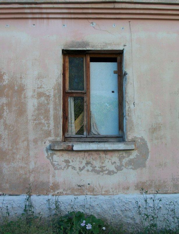 Окно в заброшенном доме - Галина Бобкина
