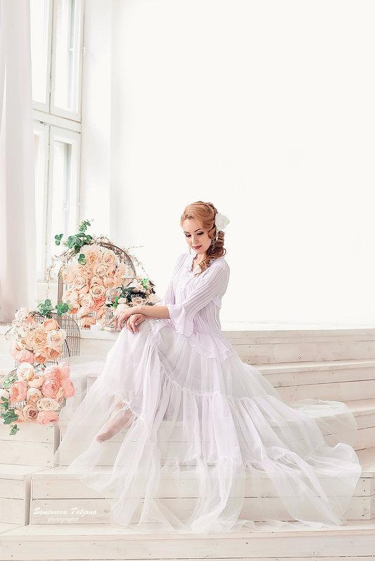 Нежная невеста - Татьяна Семёнова
