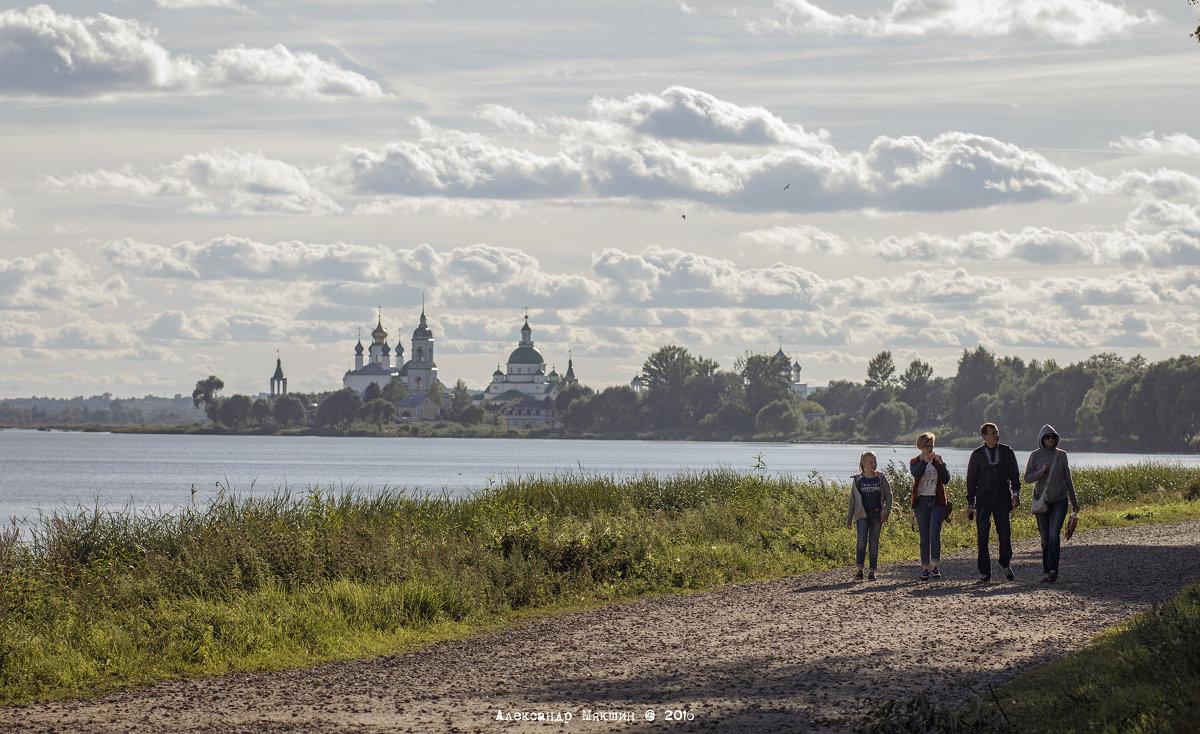 Ростов Великий. озеро Неро - Алексадр Мякшин