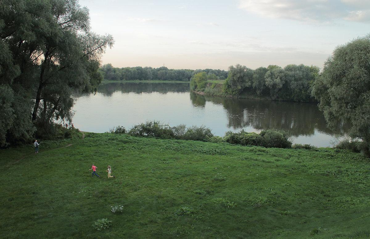 вечер на Москва реке - Тарас Золотько