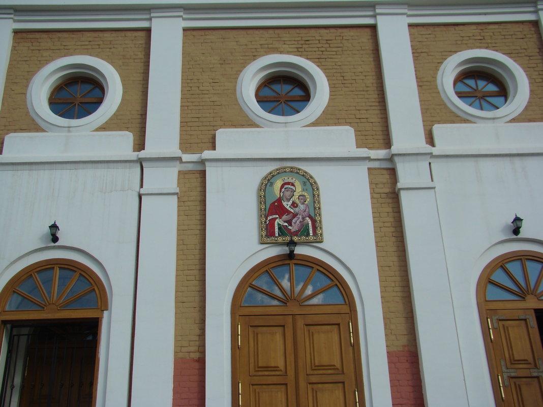 Женский Иверский монастырь - марина ковшова