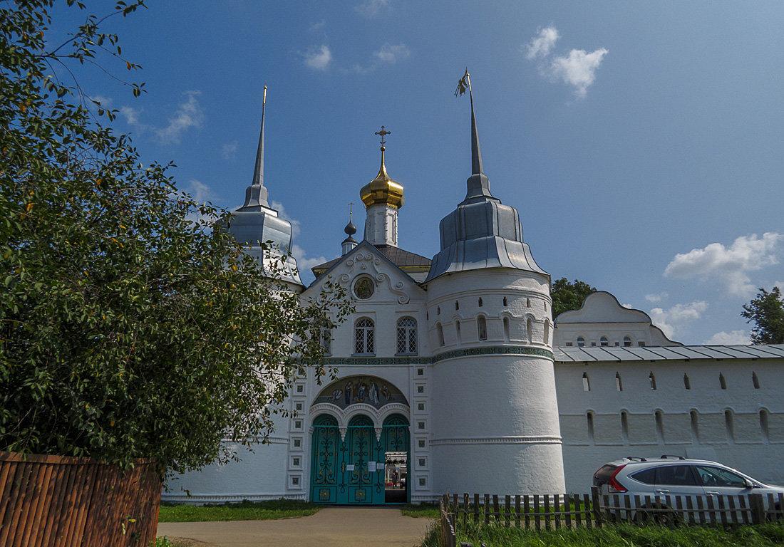 Свято-Введенский Толгский монастырь - Сергей Цветков