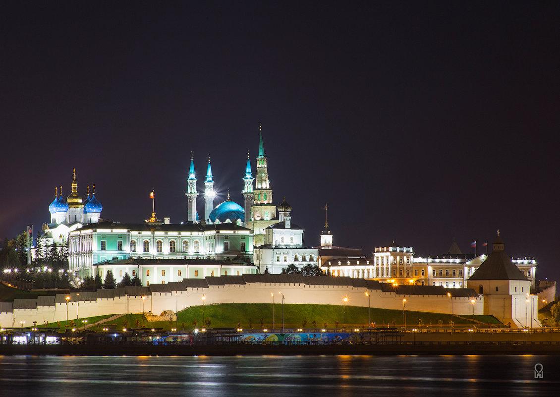 Ночная Казань - Олег Манаенков