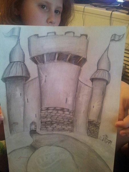 рисунок мой - Мария Владимирова
