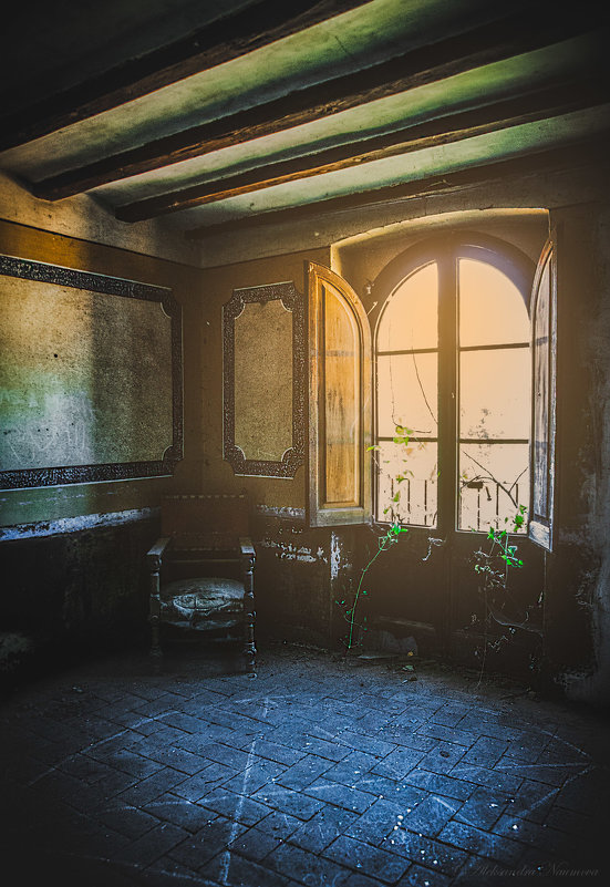 Комната - AleksandraN Naumova