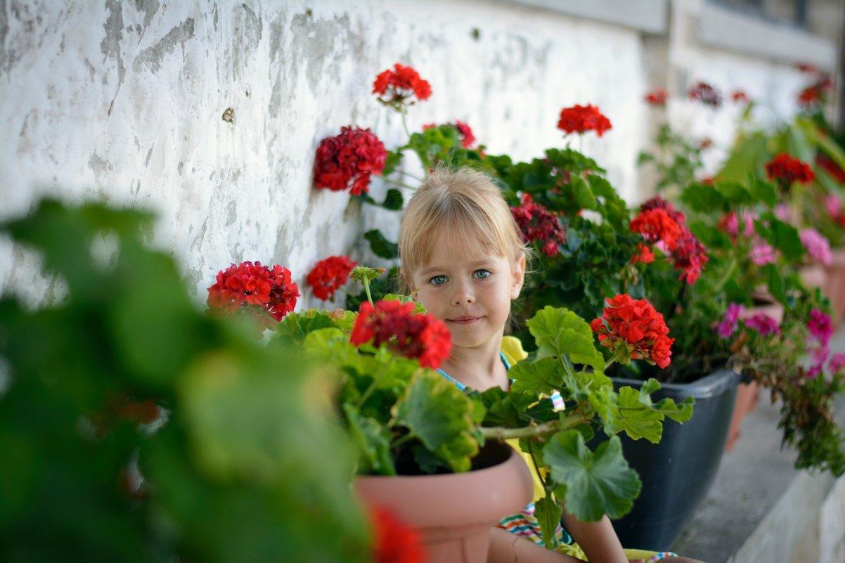 Дети-цветы жизни - Виктория Доманская