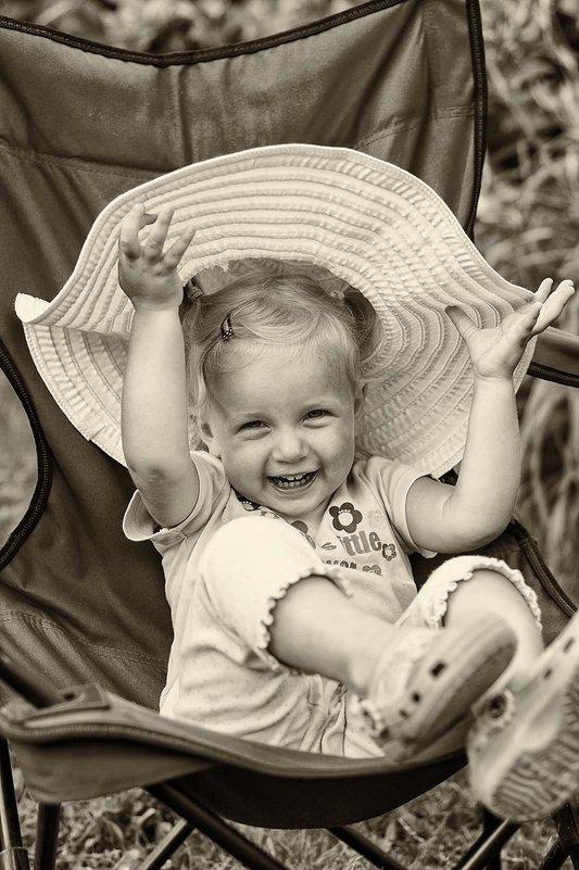 О, шляпка - это весело! - Ирина Данилова
