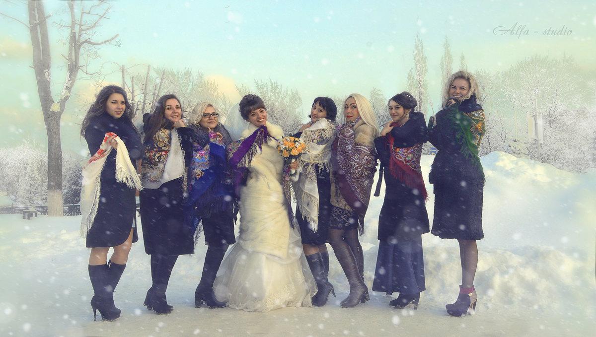 Русская свадьба - Юлиана Филипцева