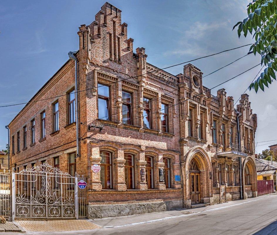 Народный музей Генриха Густавовича Нейгауза - sergey *