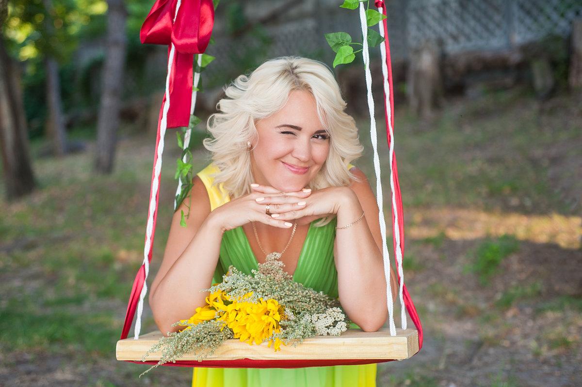 кокетка - Кристина Волкова(Загальцева)