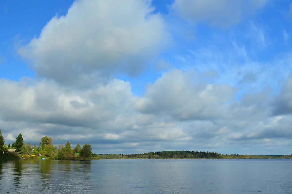 Озеро *Зван * - Николай Танаев