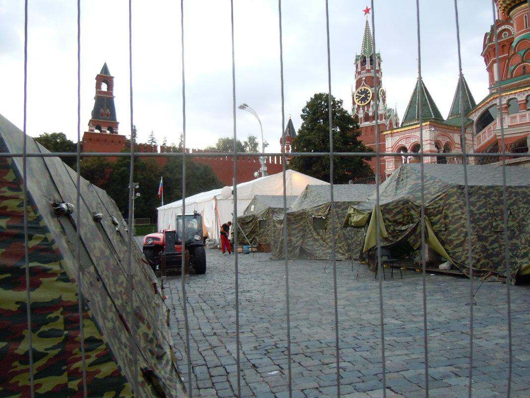 Москва готовиться к выборам - Ольга Заметалова