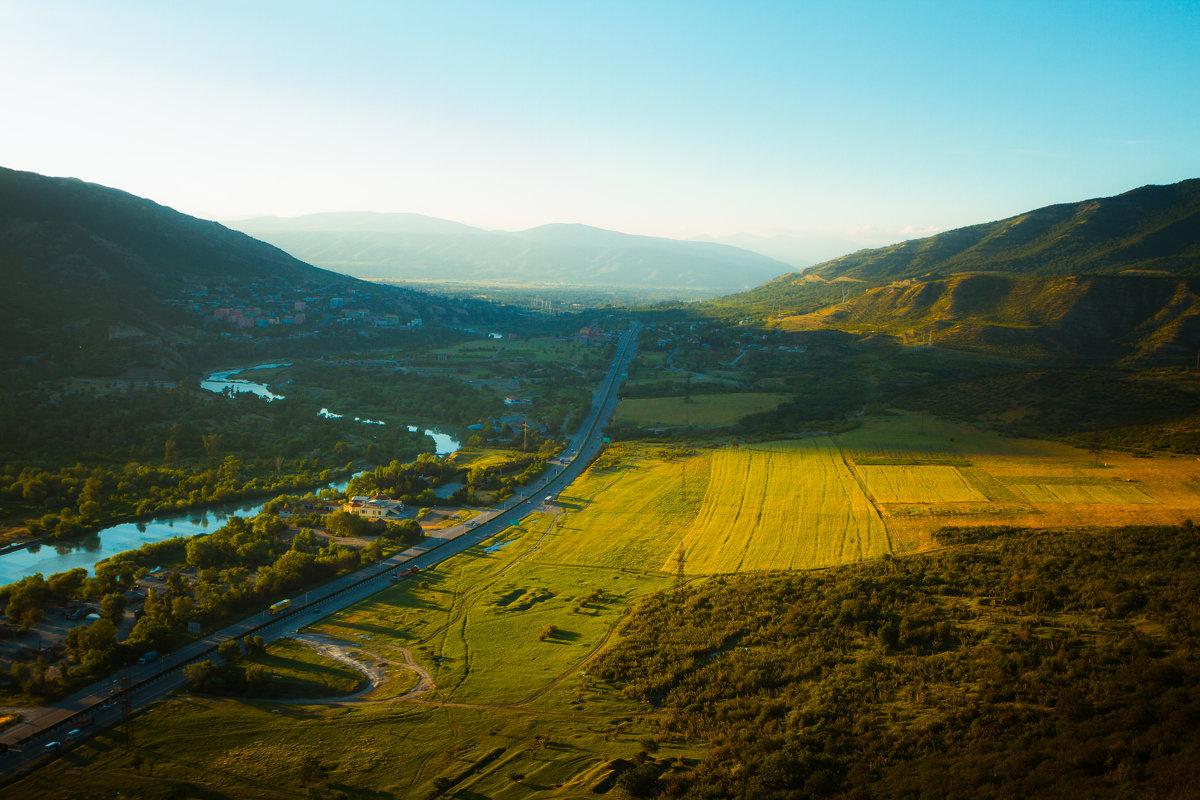 Долина, чудная долина... - алексей афанасьев