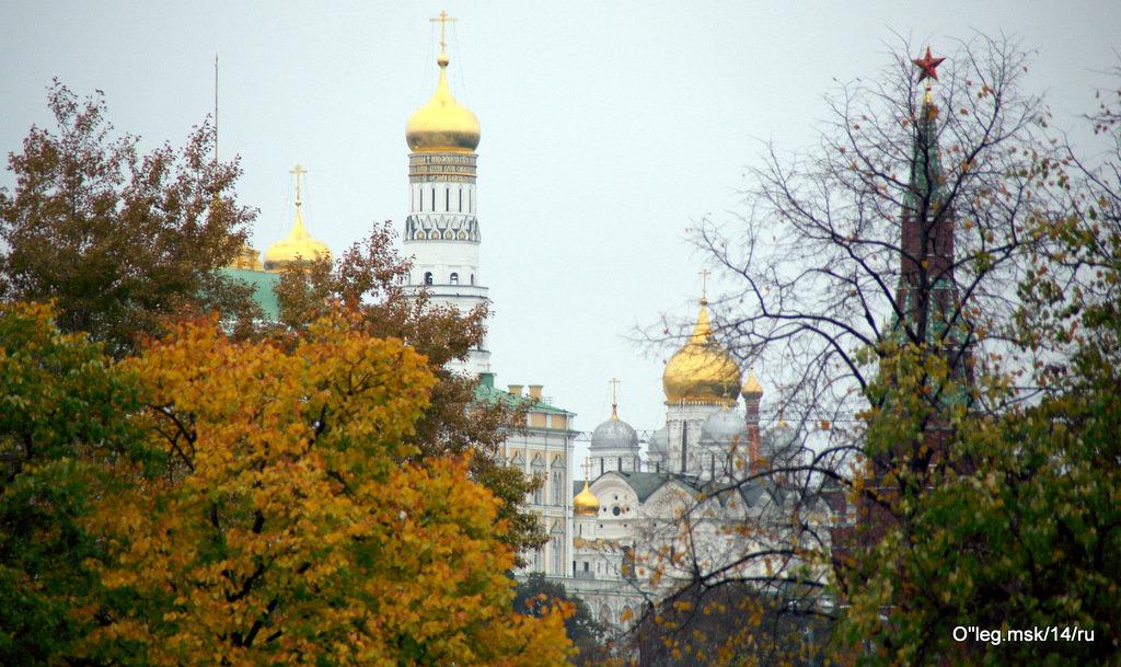ритмы города-вот и осень - Олег Лукьянов