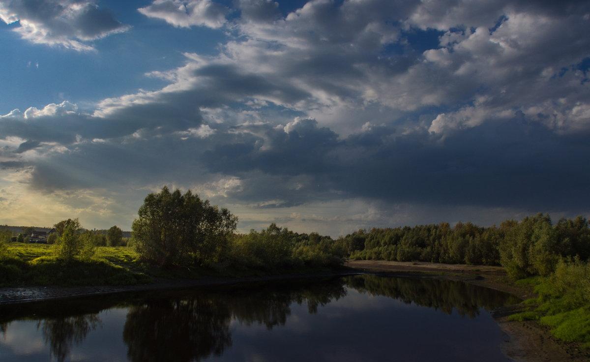 Тёплый вечер - Виктор Четошников